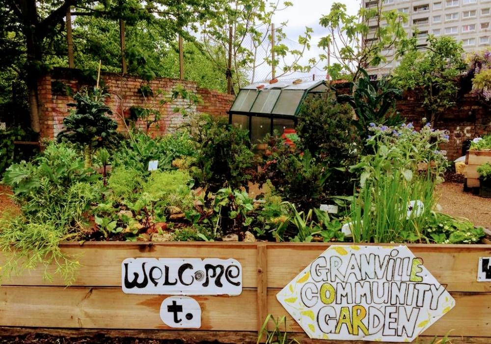 Granville Community Garden 1